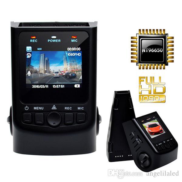 DVR 1080P Full HD LED Night Recorder Dashboard Vision Veicular Camera dashcam Carcam video Registrator Car DVR
