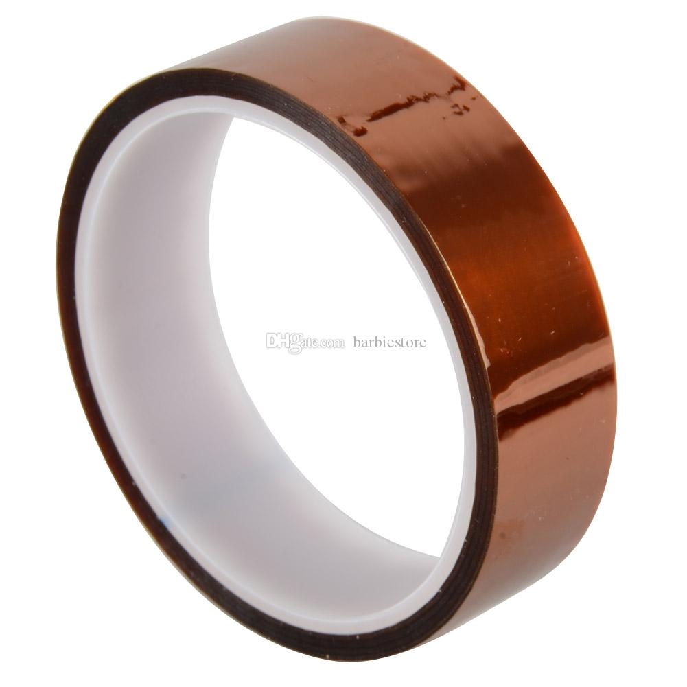 Kapton Tape Sticky High Temperature Heat Resistant Polyimide 25mm,50mm,10mm,20mm,30M B00137 BARD