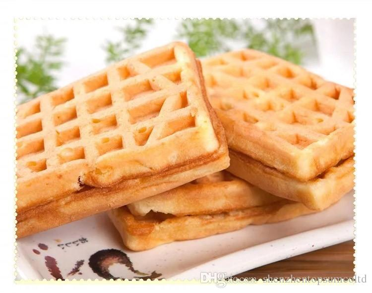 Hot Sale Non-Stick Friteuse Pan Dubbele Side Wafels Grill Fry Pan