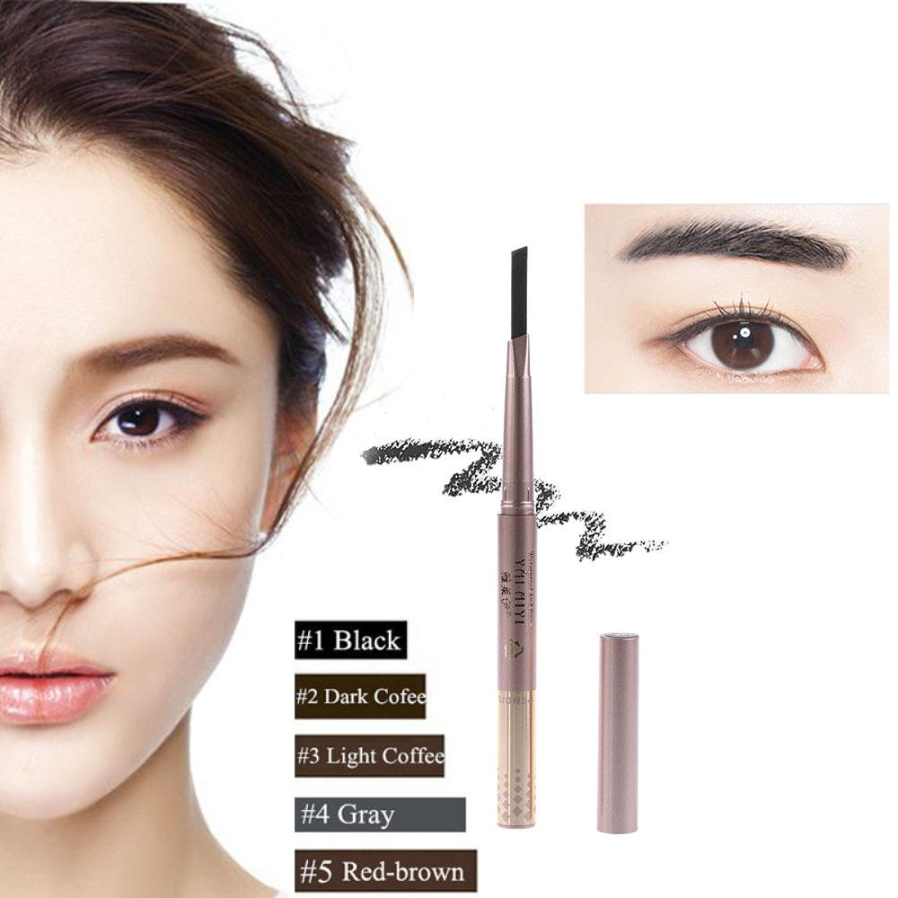 New Waterproof Eye Brow Eyeliner Eyebrow Pen Pencil Makeup Cosmetic