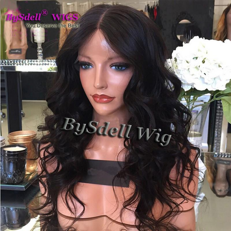 Luxury Curly Hair Wig synthetic lace front wig Brazilian Long Water Curly Front Lace/ Full Lace wigs for Black/ White Woman