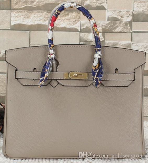 779f78f5a34 Bag Shoulder Wholesale Handbag Women 40cm Tote Lady New Arrive Purse IT UK  France CA Wallet Togo Epsom Genuine Leather Bag Paris US Handbags Purses  From ...