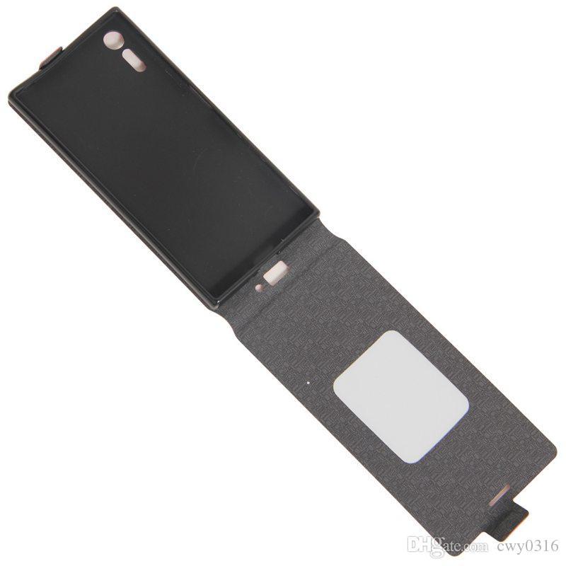 Neue Leder Handy Fall für Sony Xpeia XZ F8332 5,2 '' Luxus Vertikale Flip Telefon Zubehör Kartenabdeckung