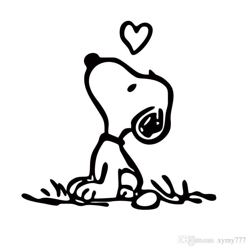 Compre Venta Caliente De Peanuts Snoopy Love Vinilo