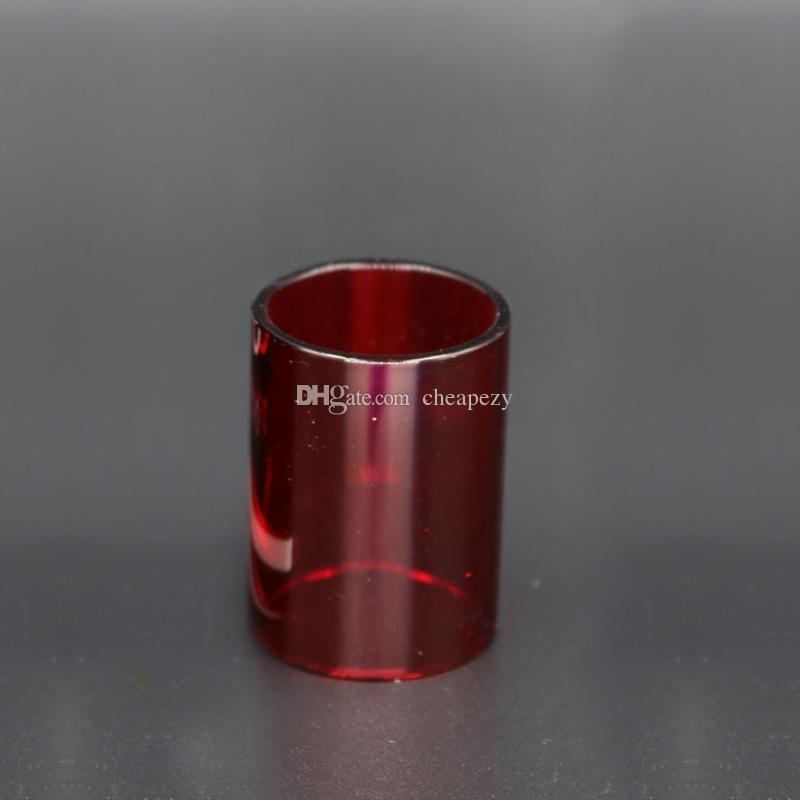 Vape Pen 22 أنبوب زجاجي بيركس استبدال الزجاج كم أنبوب ل Vape القلم 22 دبابات البخاخات DHL مجانا