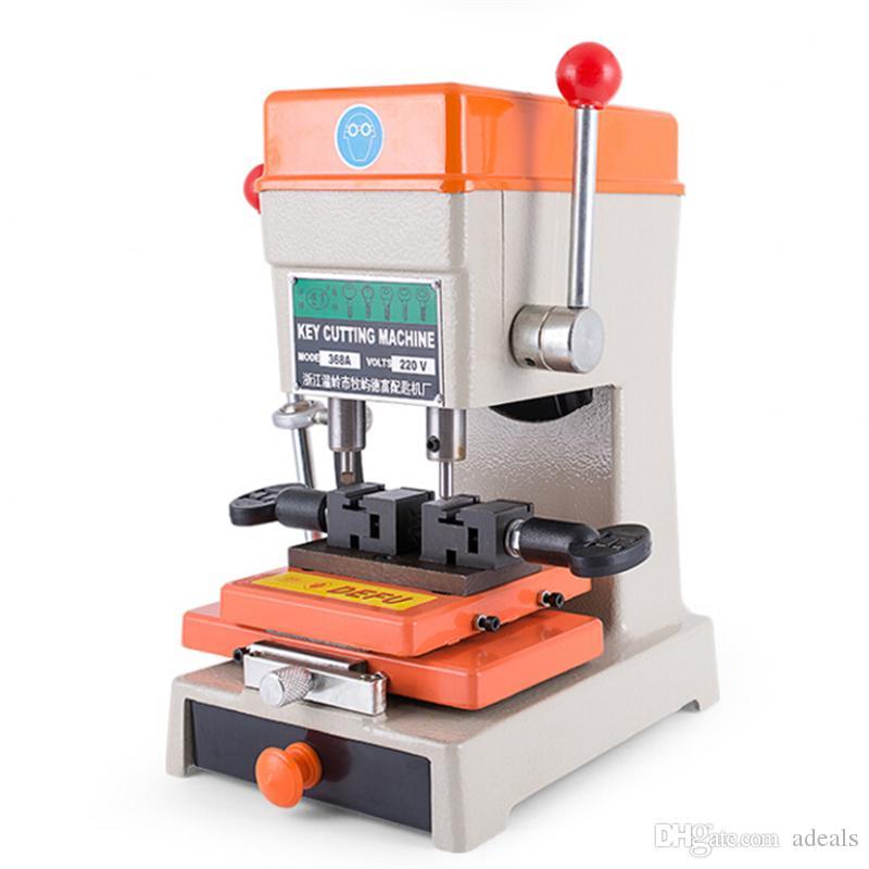 Newest Laser Defu Car Key Cutting Copy Duplicating Machine 368a