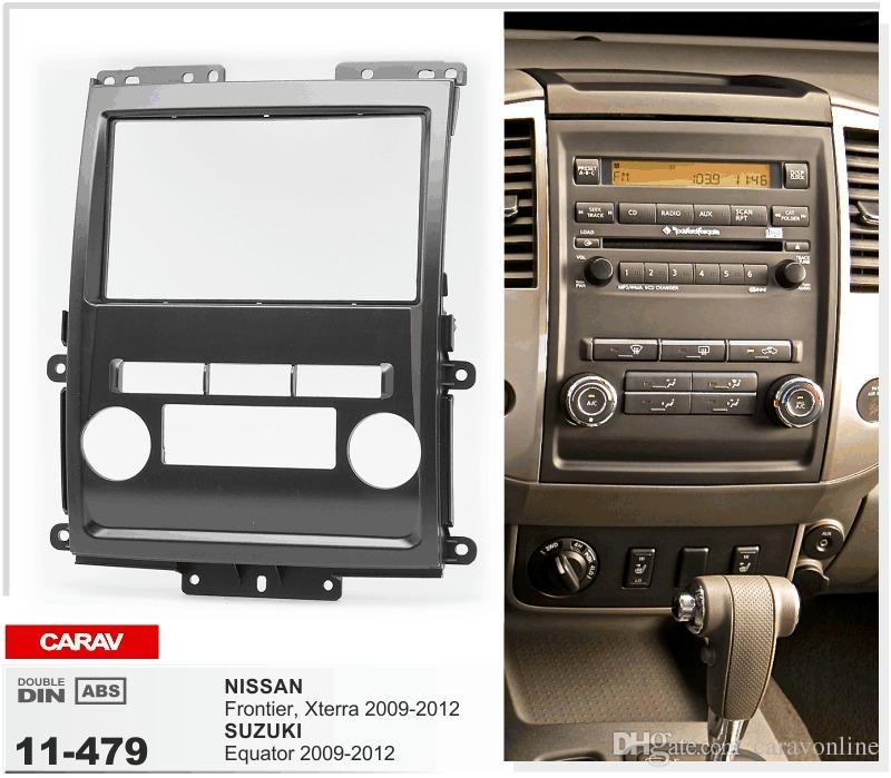 Carav 11 479 Car Radio Installation Dash Install Fitting Trim Kit