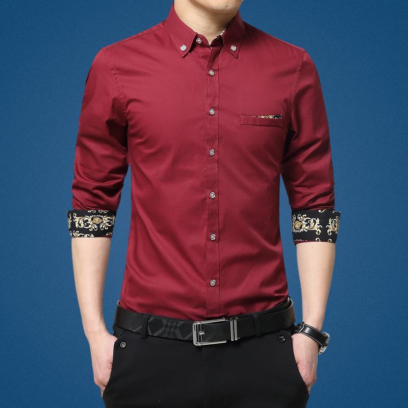 all'ingrosso di mens di camicia marca spogliatoio Acquista lusso KcT3F1lJ