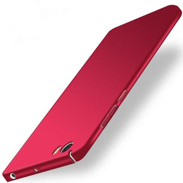 For Xiaomi mi5 mi5s Plus Redmi Note 3 Note 4 Note 4x Ultra-thin Slim PC Hard Back Case Phone Protective Cover Case Fundas