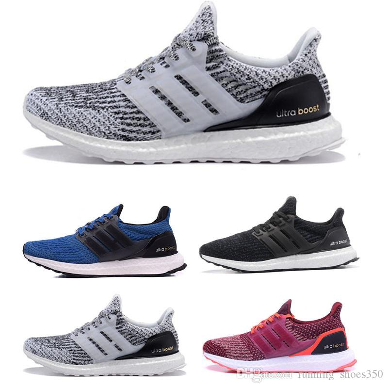 Compre Adidas Ultra Boost Boost 3.0 Core Negro Real Boost Boost Hombres Y fb8289