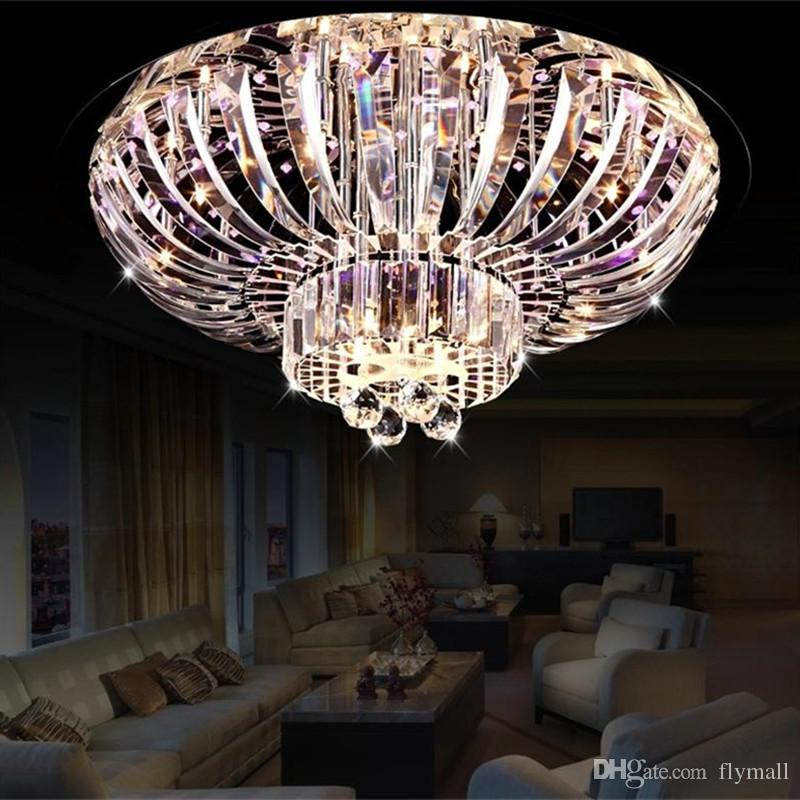 25 Prices For Modern Living Room Bedroom Crystal Ceiling Lights