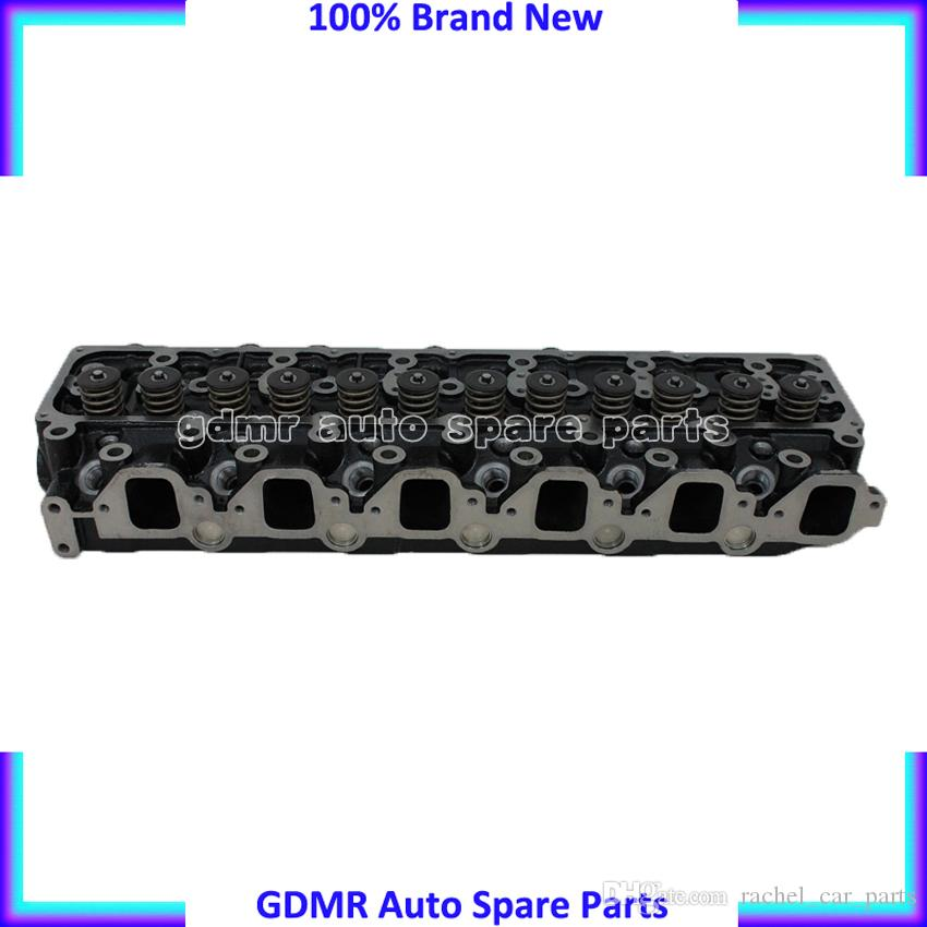 Diesel engine parts 11039-06J00 11039-06J01 11039-63T02 TD42T TD42 cylinder head assembly for Nissan Safari Pick up Civilan 4169cc 4.2D