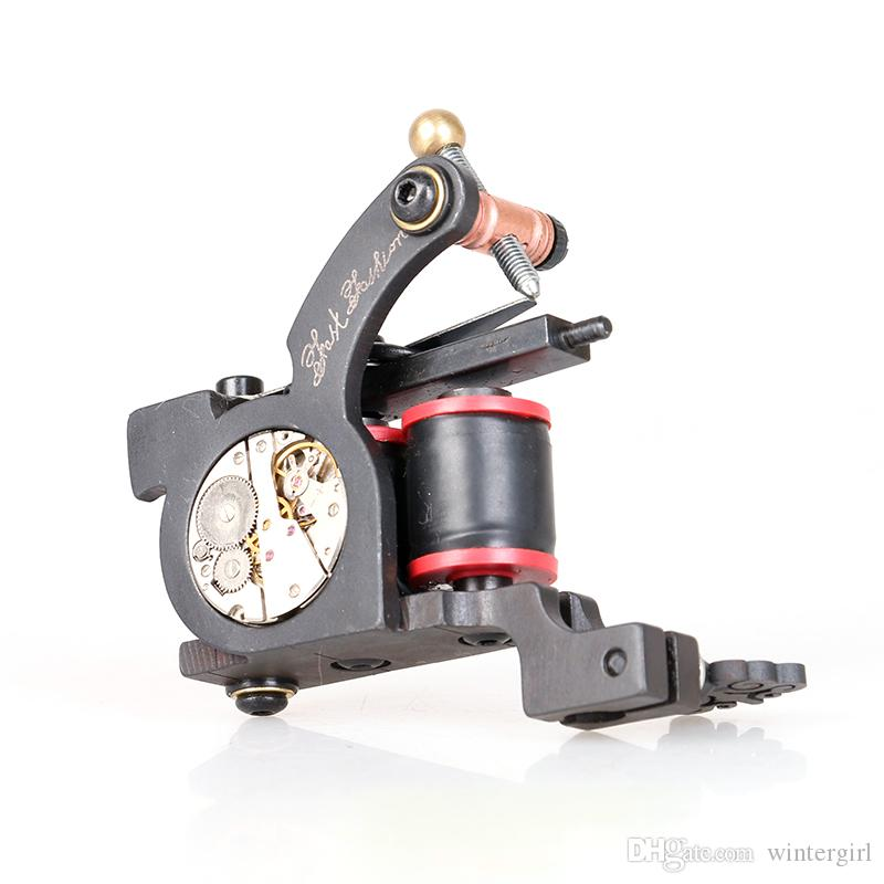 Professional Handmade Tattoo Machine Wrap Coil Tattoo Gun Liner Top Sale TM2120