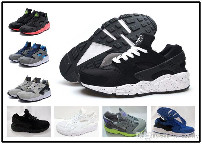 Men Huarache 1 Running Shoes Reality Beat Grey White Black Man Outdoor  Sneaker Sport Shoes Run Boys Sneakers Y3factory Store Eur 40 45 Best  Running Shoe ...