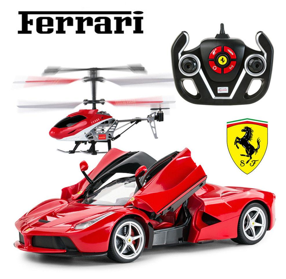 wholesale licensed rc remote car 4ch electric radio control helicopter kid toy gift off road remote control cars kids rc cars from vanilla17
