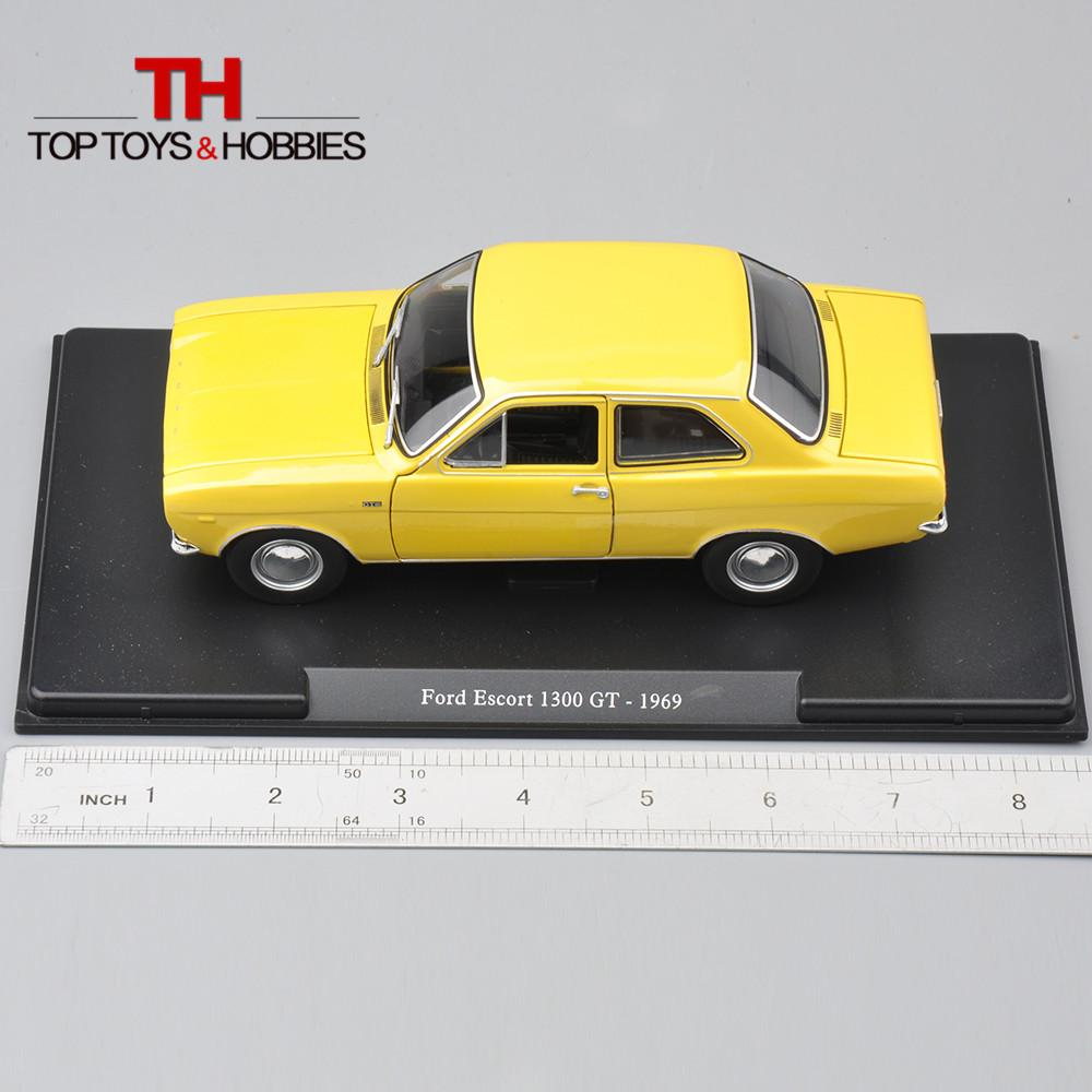 2017 Leo Models 124 Ford Escort 1300 Gt 1969 Diecast Cars Toys Yellow Car Model Collections Mini Vehicle Toy W Openable Doors From Love4love ... & 2017 Leo Models 1:24 Ford Escort 1300 Gt 1969 Diecast Cars Toys ... markmcfarlin.com