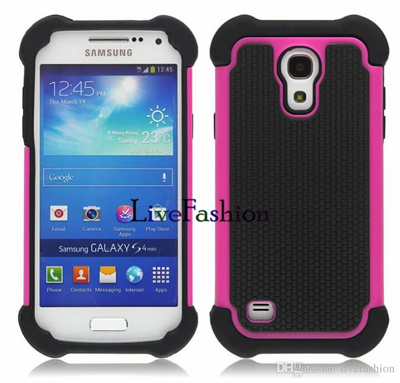 New Shockproof 3 iN 1 TPU Football Phone Back Case PC Rubber Silicone Colorful Armor Soccer Cover Skin Shell For Samsung Note 4 S6 Edge Plus