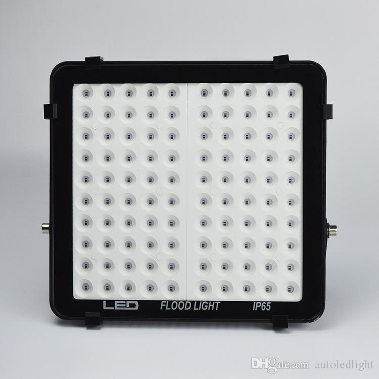 Luces de inundación al aire libre de los reflectores 10W 20W 30W 50W 100W 150W llevadas Iluminación del paisaje Luz de inundación del punto 1108040V