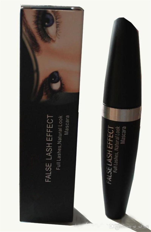 M Brand Makeup Mascara False Lash Effect Full Lashes Natural Mascara Black Waterproof M520 Eyes Make Up DHL .