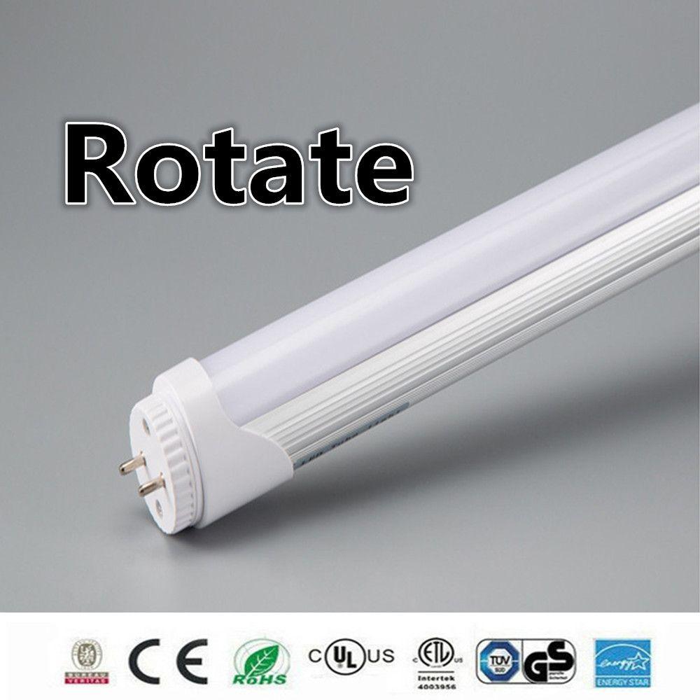 Rotate End 4ft 1.2m 1200mm T8 T10 T12 Led Tube Lights Super Bright 22w Led Fluorescent Bulbs Tube L& Ac85 277v Ce Rohs Ul Fcc. Tube Bulbs Lighting Tubes ...  sc 1 st  DHgate.com & Rotate End 4ft 1.2m 1200mm T8 T10 T12 Led Tube Lights Super Bright ...
