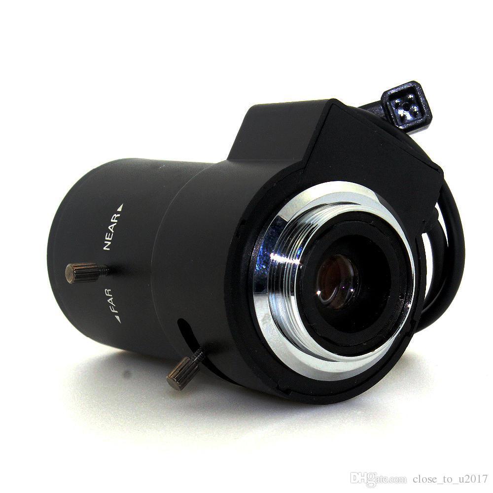f1.4 1/3inch cctv camera cs lens 2.8-12mm cs lens Varifocal auto iris Box Camera CCTV Lens