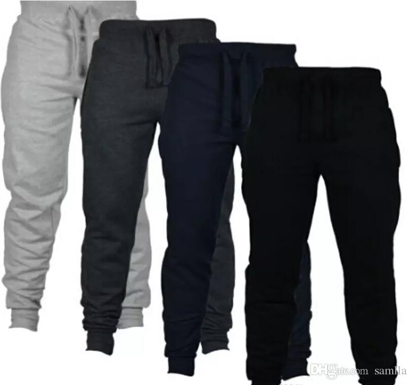 2fbe1fe2eccf New Fashion Harem Camouflage Pants Sweat Pants Men Trousers Jogger ...