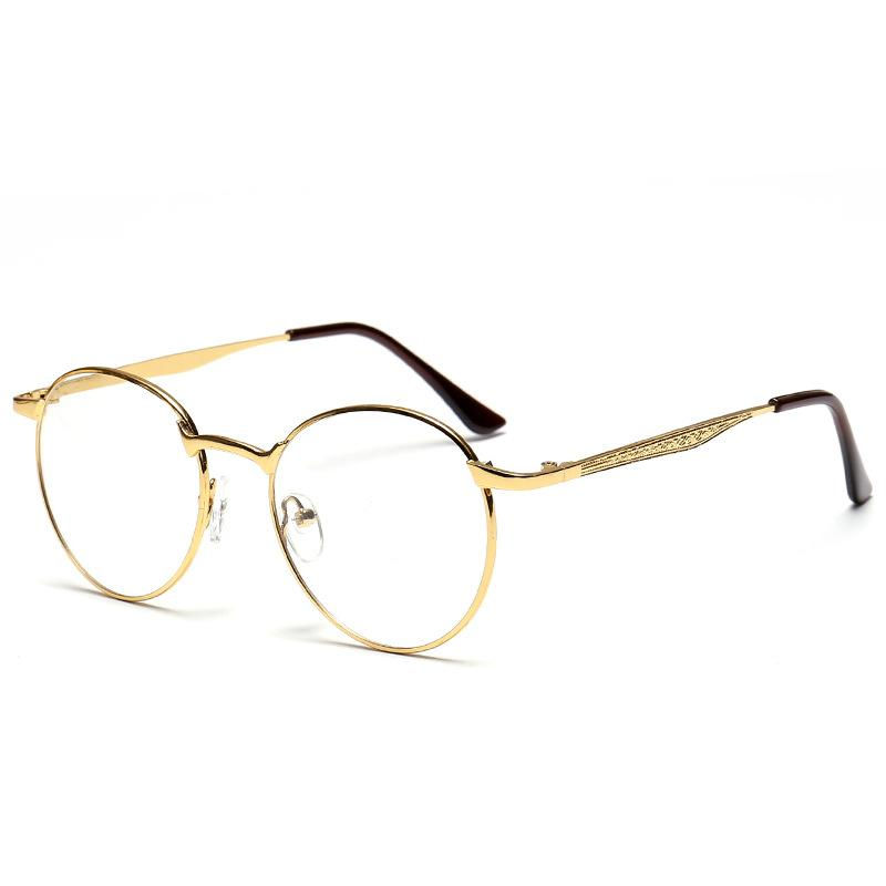 2018 Wholesale High Quality Retro Clear Lens Glasses Frame Women ...