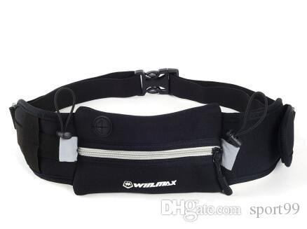 a327913b95 Outdoor Sports Men Women Close-fitting Running Waist Pack Cycling ...