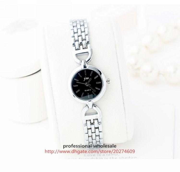Fashion Lady Watch NEW Design Alloy Watch Elegant Dress Women Fashion Wristwatch Bangle Wholesale
