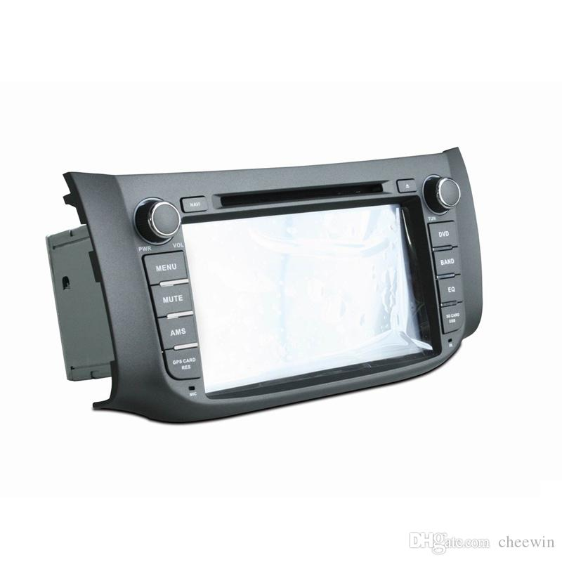 Android Car DVD player for Nissan Sentra with 8inch HD screen,GPS,Steering Wheel Control,Bluetooth, Radio