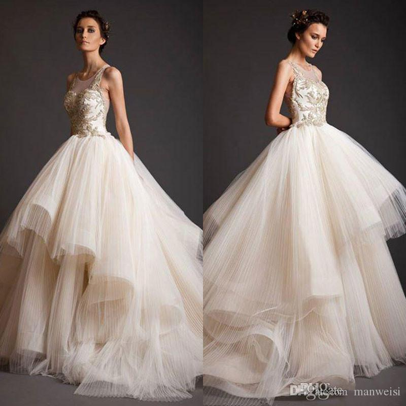 820705e98146e Cheap Garden Party Style Wedding Dresses Discount Hourglass Wedding Dress  Styles