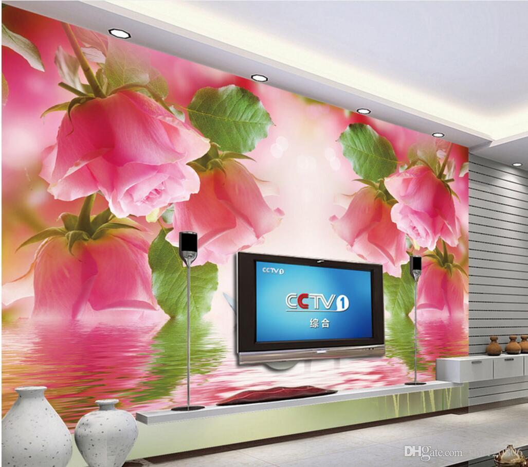 100+ [ 3d Room Wallpaper Custom Photo ] | 3d Room