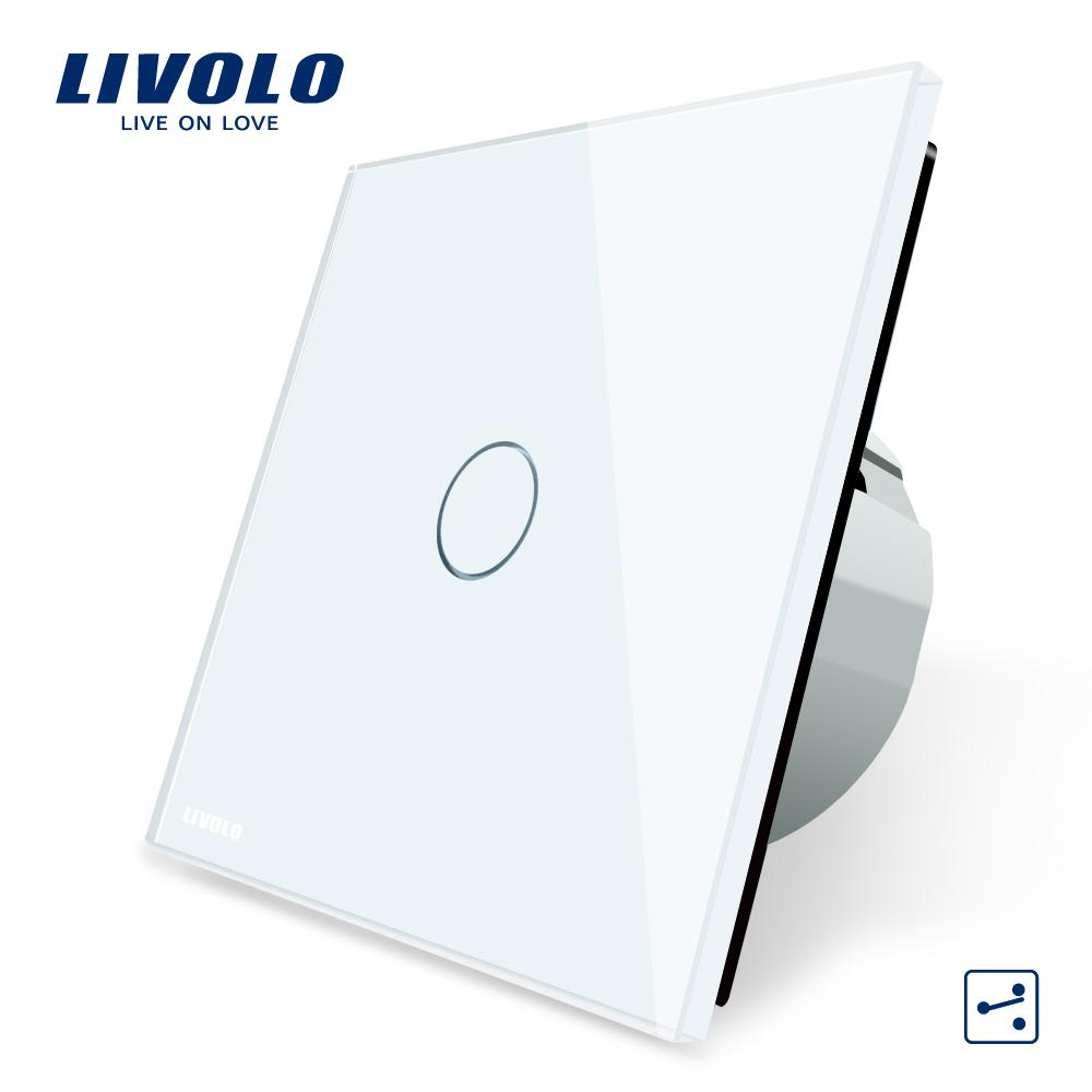 Best Livolo Eu Standard Wall Switch 2 Way Control Switch, Crystal ...