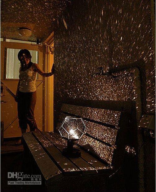 Best Fun Constellation Lamp Twilight Home Planetarium Night Light ...