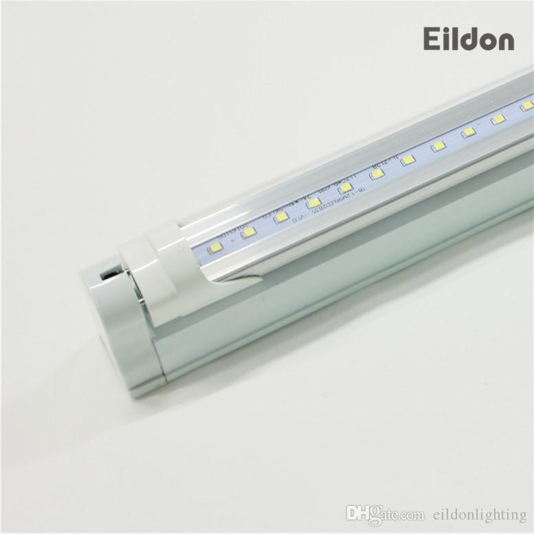 T8 LED Tubes Compatible Ballasts 8ft 6ft 5ft 4ft 3ft 2ft 85-265V G13 Light Pass Electric Ballast 2835SMD Bulbs Lamps Direct from Shenzhen