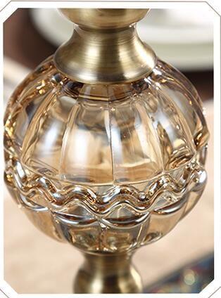 Candelero de metal de forma de bola con 1 unid velas libres, vela decorativa