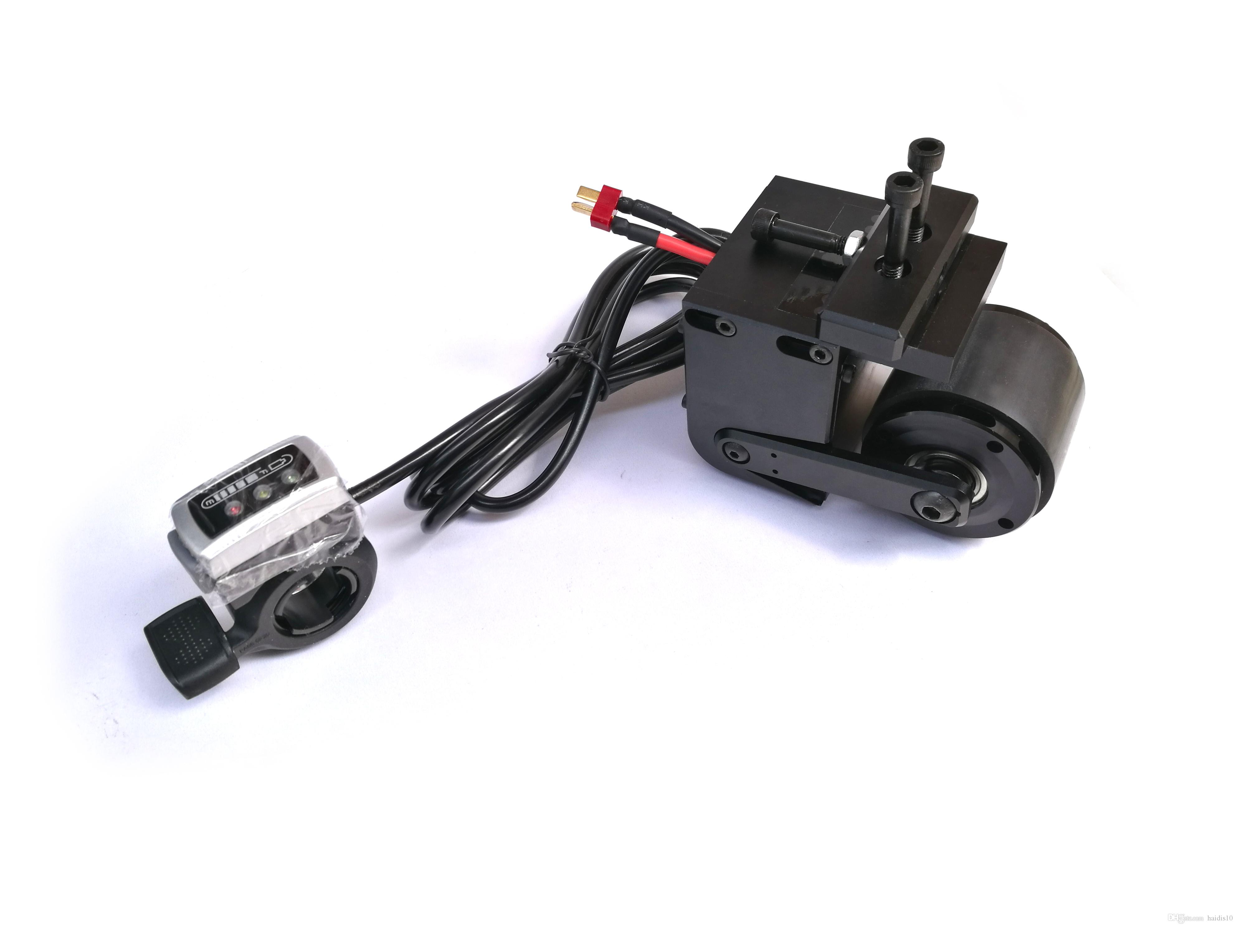 bicycle booster friction drive conversion kit booster