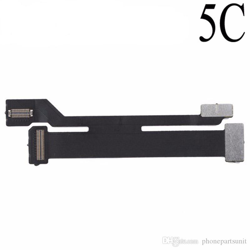 높은 품질 LCD 디스플레이 테스트 아이폰 5 5S 5 C 6 6 플러스 6S 6S 플러스 7 G 7 플러스 터치 스크린 확장 테스터 플렉스 케이블