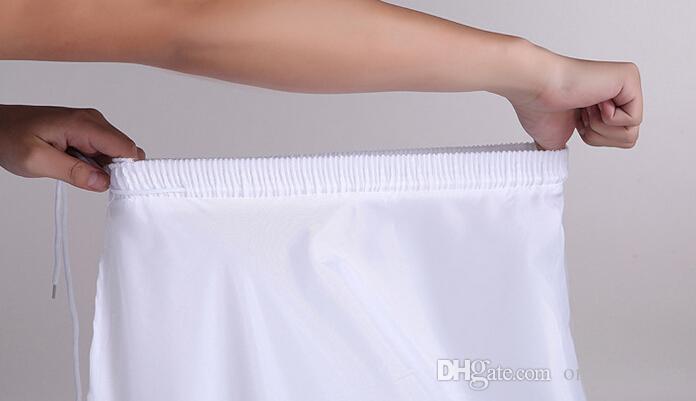 2017 Nouvelle arrivée Mariée avec Jupons train blanc 2 Hoops Robe longue formelles Jupon Crinoline stock Accessoires de mariage