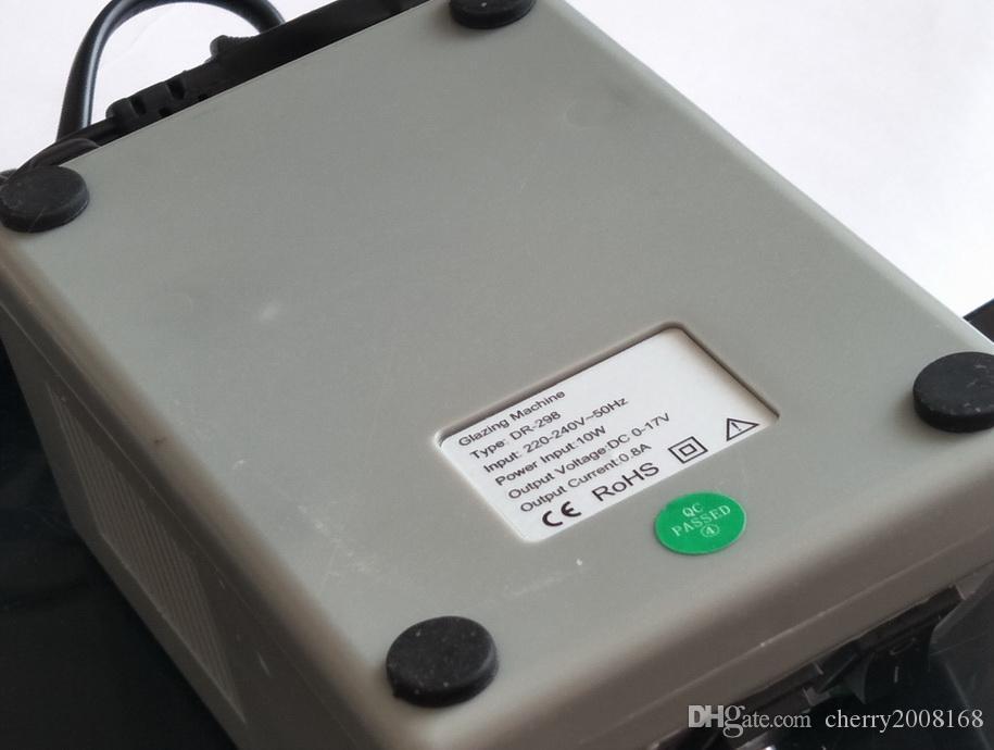 Máquina de manicure de broca de unha elétrica profissional com broca bits 220V plugue da UE, venda por atacado