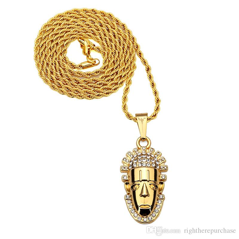 Wholesale new fashion design male charms hip hop chains pendant wholesale new fashion design male charms hip hop chains pendant necklace cool filling pieces mens hip hop rock jewelry necklaces for mens beaded necklaces aloadofball Images