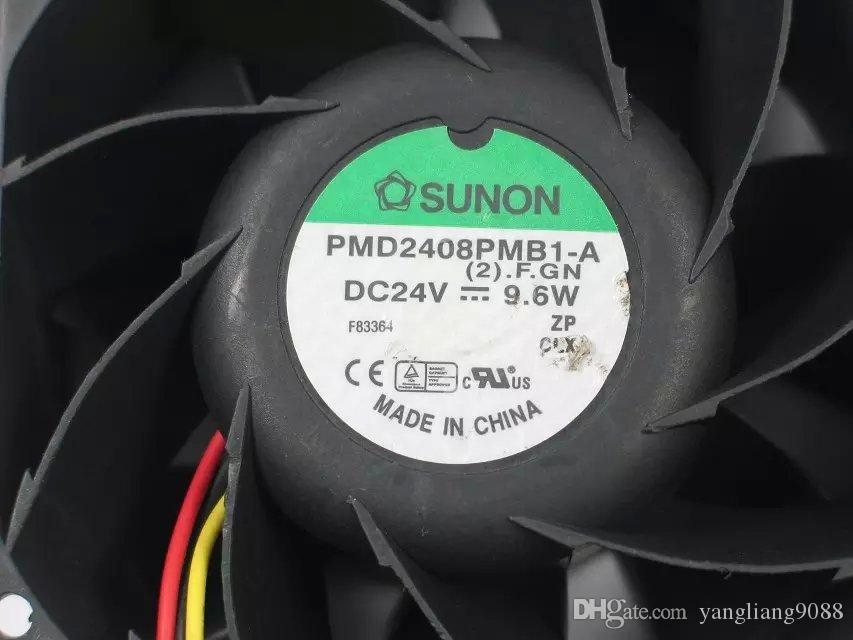 SUNON PMD2408PMB1-A, 2.F.GN Server Square Cooling Fan