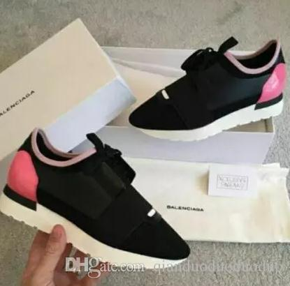 Hohe Qualität Echtes Leder Frauen mann Schuhe Mode Lace-Up Wohnungen Schuhe Frühling Herbst Freizeitschuhe Größe 35-46