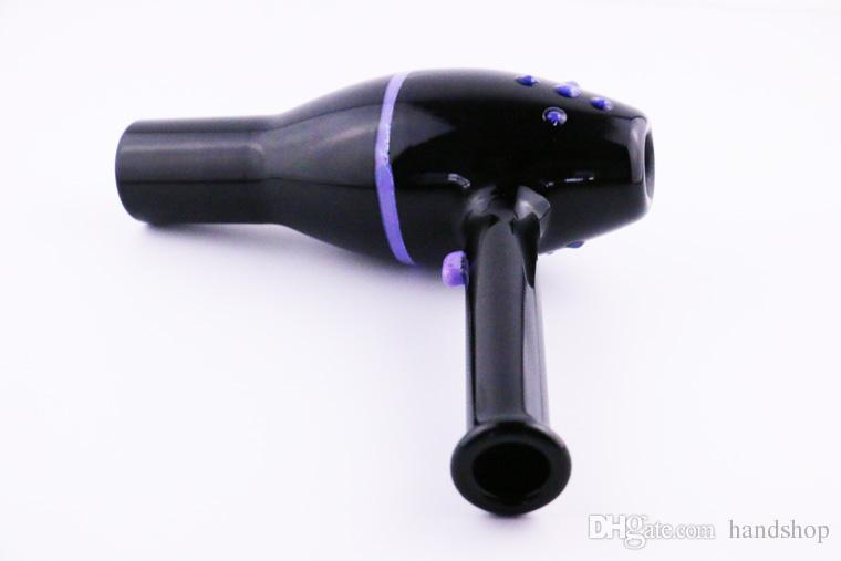 Новое поступление трубы ложка рука стеклянные трубы курительная трубка табак барботер воды для оптовой оригинальность курительные трубы