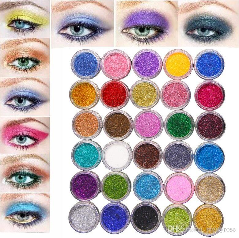 Sexy Glitter Eyeshadow Eye Shadow Makeup Shiny Loose Glitter Powder