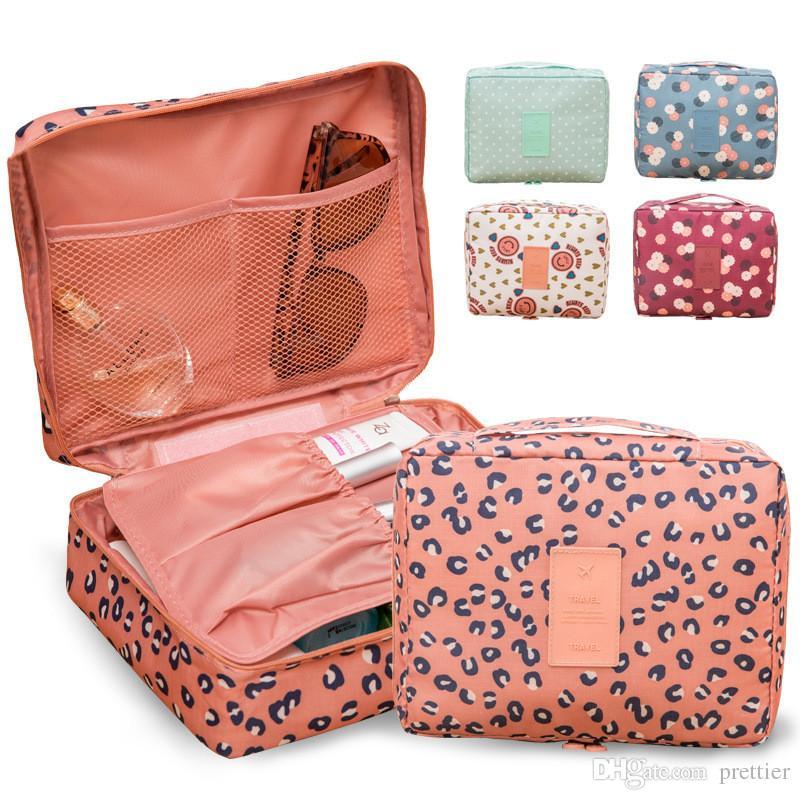 20cd9bd2fc0 Girl Makeup Bag Women Cosmetic Bags Wash Toiletry Make Up Organizer Ourdoor  Travel Bag Storage Travel Kit Bag Multifunction Ladies Bags Case Makeup  Sales ...