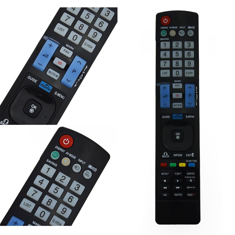 Wholesale-New Remote Control High Quality Replacement Remote Control Fit  For LG Smart 3D LED LCD HDTV TV