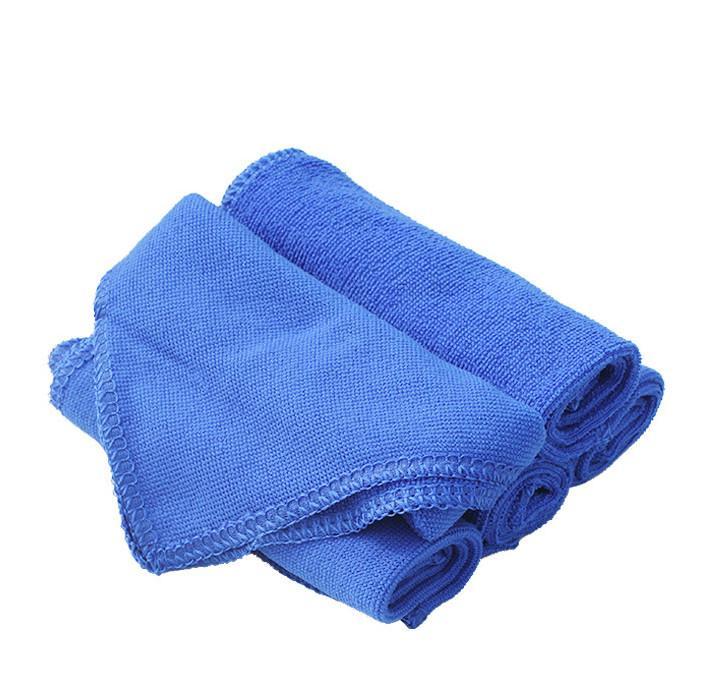 Microfibre Coton Serviette De Nettoyage De Voiture De Lavage Chiffon Propre De Voiture propre Poussière Liquide Huile Supper Aspirateur serviette De Voiture Entretien ATP110