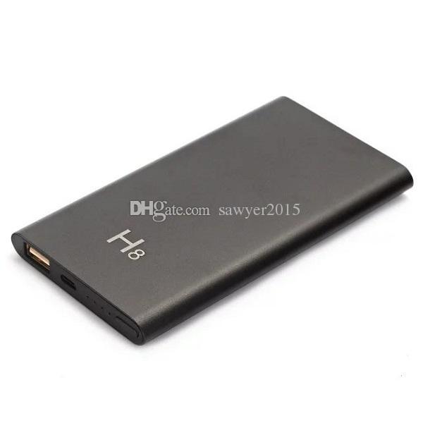 H8 WIFI Power Bank caméra vidéo HD 1080P WIFI P2P Caméra IP Mobile Power Bank caméra Sténopé Détection de mouvement Batterie Caméras IP sans fil