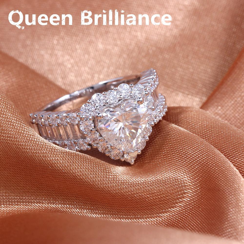 ring unique carat diamond rings engagement wedding of crt